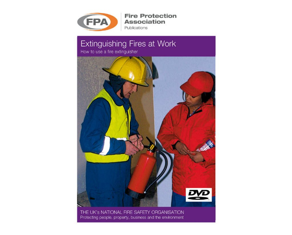 Extinguishing Fires at Work