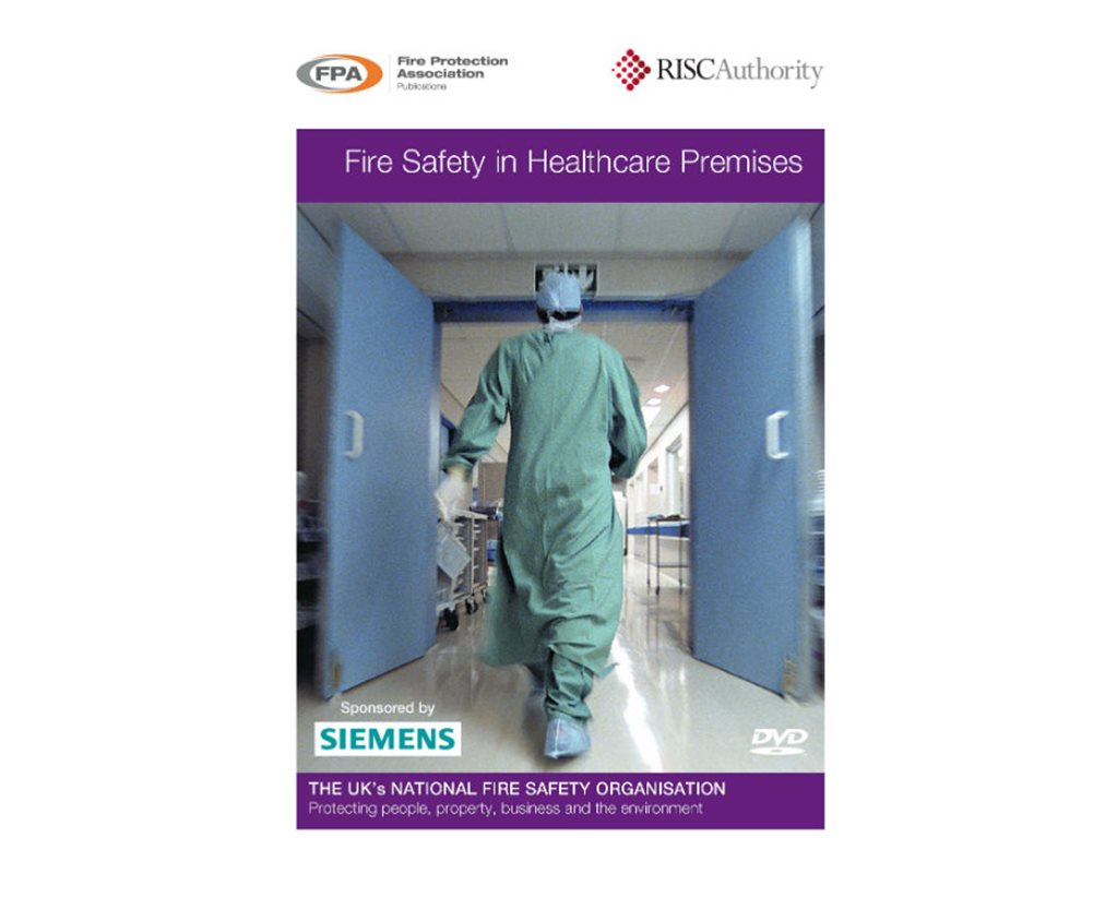 Fire Safety in Healthcare Premises